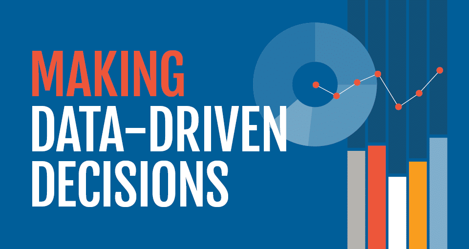What is data-driven decision-making?
