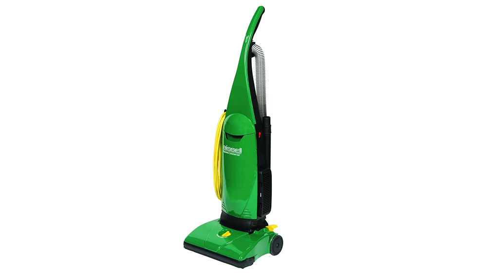 Bissell BigGreen Commercial PowerForce Bagged Lightweight, Upright, Industrial, Vacuum Cleaner
