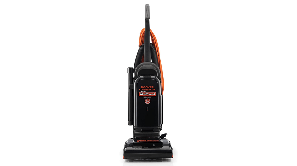 Hoover Commercial - C1703-900 WindTunnel 13 Inch Bagged Upright Vacuum