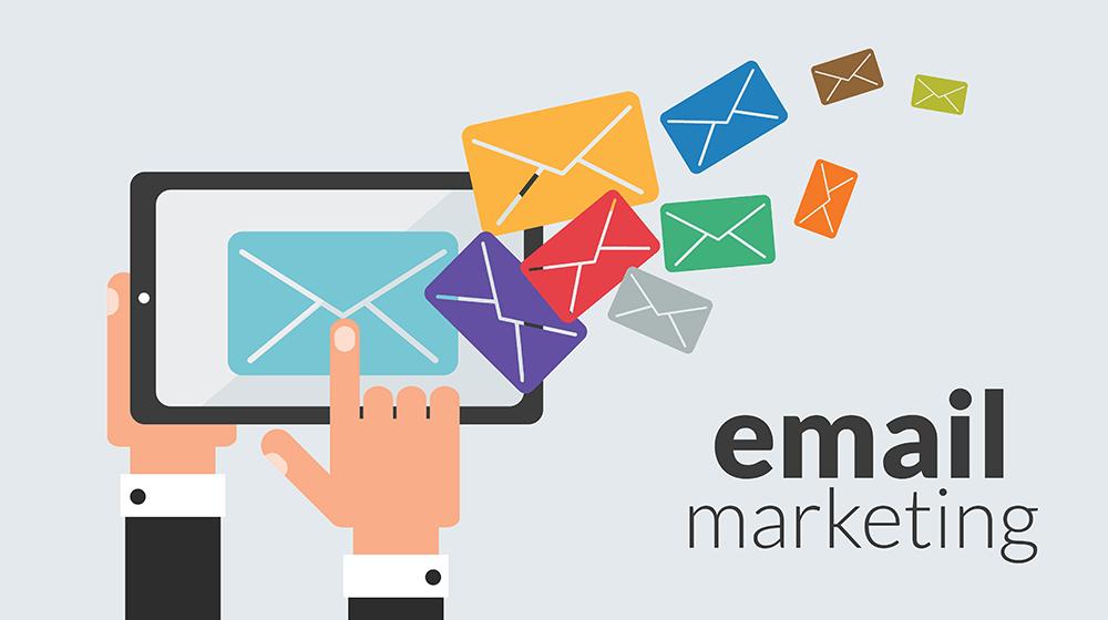 Email Marketing Writing with Zoho